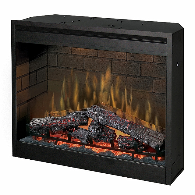 30 inch Self-trimming Electric Firebox Model # DF3015
