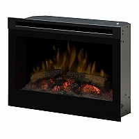 25 inch Self-trimming Electric Firebox Model # DF2550