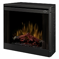 33 inch Slim Line Built-in Electric Firebox Model # BFSL33