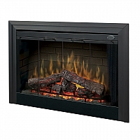 45 inch Deluxe Built-in Electric Firebox Model # BF45DXP