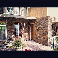 Outback Brown Ledgestone Erthcoverings