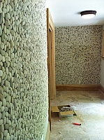 Ivory Blend Pebbles Erthcoverings